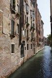 威尼斯式的胡同 库存图片