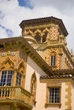 威尼斯式的钟楼 库存照片