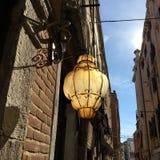 威尼斯式的玻璃 图库摄影