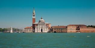 威尼斯式蓝色 库存照片