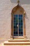 威尼斯式门的样式 免版税库存图片