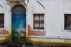 威尼斯式门 免版税图库摄影