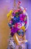 威尼斯式面具 免版税图库摄影