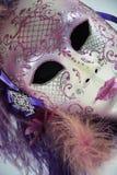 威尼斯式面具02 免版税库存照片