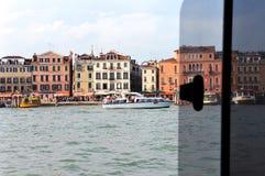 威尼斯意大利都市风景 库存照片