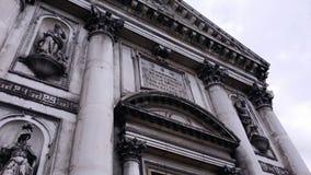威尼斯教会 图库摄影