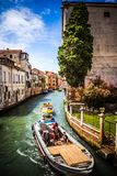威尼斯湾,威尼斯,意大利 免版税库存图片