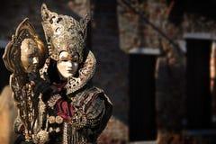 威尼斯狂欢节2016年 免版税库存图片