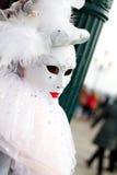威尼斯狂欢节 库存照片