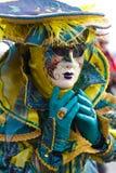 威尼斯狂欢节 免版税图库摄影