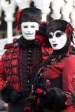威尼斯狂欢节 免版税库存照片