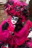威尼斯狂欢节 免版税库存图片
