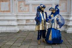 威尼斯狂欢节 图库摄影