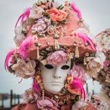 威尼斯狂欢节2015年 免版税图库摄影