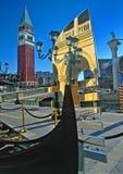 威尼斯的反映 免版税库存照片