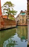 威尼斯节略 库存照片