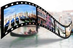 威尼斯视图 免版税库存图片