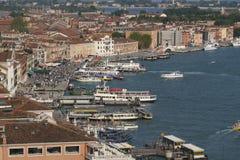 威尼斯视图 免版税库存照片