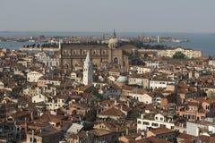 威尼斯视图 免版税图库摄影