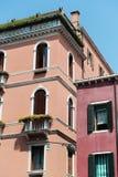 威尼斯视窗 库存照片