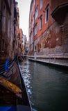 威尼斯路线 免版税图库摄影