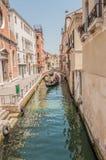 威尼斯运河  图库摄影
