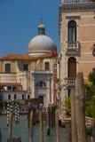 威尼斯都市风景,意大利 免版税库存照片