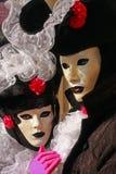 威尼斯面具32 图库摄影