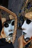 威尼斯面具15 免版税图库摄影