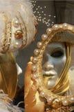 威尼斯面具11 免版税库存图片