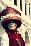 威尼斯面具6 库存照片
