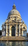 威尼斯,威尼托/意大利- 2012/07/05 :威尼斯市中心- Gr 免版税库存图片