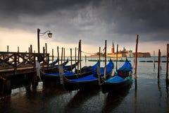 威尼斯,意大利。 库存照片