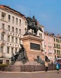 威尼斯,意大利- 2017年10月13日:对胜者伊曼纽尔的纪念碑II - Monumento Nazionale维托里奥Emanuele II 免版税库存图片