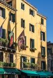 威尼斯, ITALY/EUROPE - 10月12日:旅馆Concordia在威尼斯我 免版税库存照片