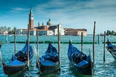 威尼斯, ITALY-MAY, 12,2014 免版税库存图片