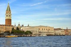 威尼斯-亚得里亚的女主人 免版税库存照片