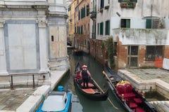威尼斯 2017年12月13日 图库摄影