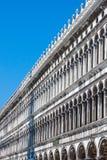 威尼斯-广场圣Marco 免版税图库摄影