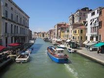 威尼斯-意大利 免版税库存图片