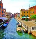 威尼斯 意大利 免版税库存照片