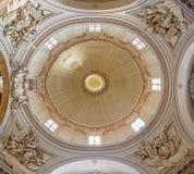 威尼斯-教会圣玛丽亚della维塔圆屋顶  免版税库存图片