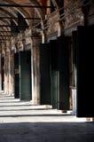 威尼斯caffe 免版税库存图片