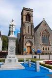 威廉堡是一个镇在西苏格兰苏格兰英国欧洲 库存图片