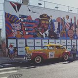威廉斯堡在纽约 免版税图库摄影