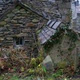 威廉Wordsworth's鸠村庄, Grasmere 库存图片