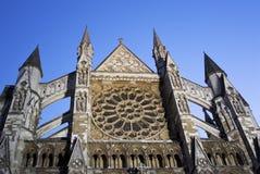 威斯敏斯特修道院 库存照片