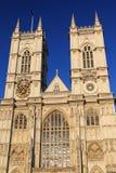 威斯敏斯特修道院 免版税库存图片