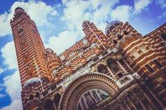 威斯敏斯特大教堂 库存图片