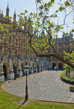 威斯敏斯特宫在伦敦 库存照片